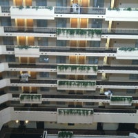 Photo taken at Embassy Suites by Hilton San Diego Bay Downtown by Michael on 6/12/2013