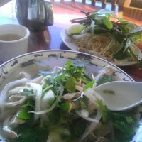 Photo taken at Pho Hoa Hiep Restaurant by Patrick K. on 1/7/2013