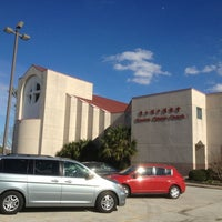 Photo taken at Houston Chinese Church by Wallace M. on 1/19/2013