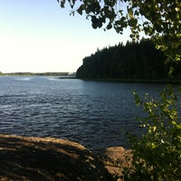 Photo taken at Virran silta by Hanna V. on 6/21/2013