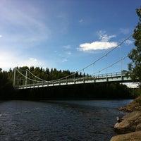 Photo taken at Virran silta by Hanna V. on 8/13/2013