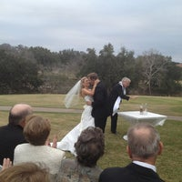 Photo taken at The Hills Country Club by Veronica B. on 2/25/2013