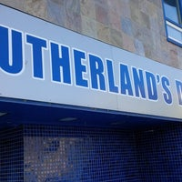 Photo taken at Sutherland's Drugs Ltd by Jay D. on 3/22/2013