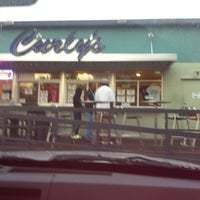Photo taken at Curly's Fried Chicken by The Mrs. Hobbs 💍 on 10/27/2012