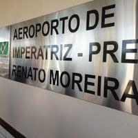 Photo taken at Aeroporto de Imperatriz / Prefeito Renato Moreira (IMP) by Fábio A. on 5/17/2013