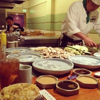 Photo taken at House Of Genji by Mo - Marco R. on 1/16/2013