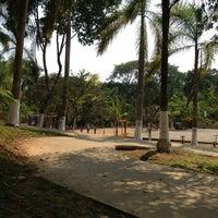Photo taken at Parque Zona Norte by Gus corrigan on 4/1/2013