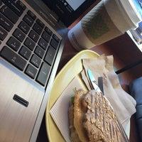 Photo taken at Panera Bread by Mandi W. on 8/22/2016