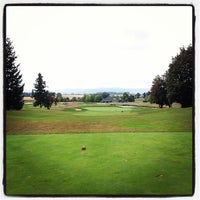 Photo taken at Pumpkin Ridge Golf Club by Natala M. on 8/23/2013