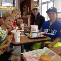 Photo taken at Burger King by Anne on 6/29/2016
