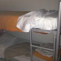 Photo taken at Hostel Pisa by Poshsport on 2/10/2013
