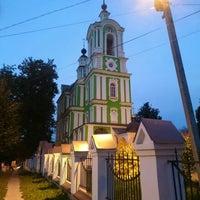 Photo taken at Храм Живоначальной Троицы На Пушкинской by Innes . on 9/17/2015