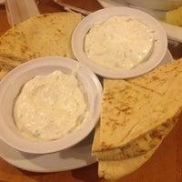Photo taken at Avli Little Greek Tavern by John on 7/13/2013