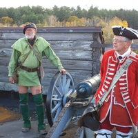 Photo taken at Fort William Henry by Joe B. on 10/20/2013