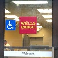 Photo taken at Wells Fargo by Charlene on 1/30/2013