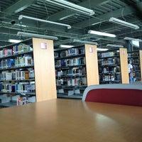 Photo taken at Biblioteca Central Del Estado Ricardo Garibay by Miguel A. on 8/30/2013