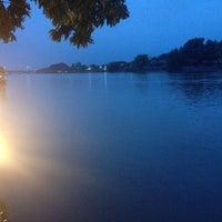 Photo taken at Camelia Resort Kanchanaburi by Sirisopa on 10/17/2013