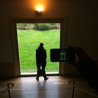 Photo taken at Museu de Serralves by CAssis on 2/17/2013