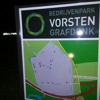 Photo taken at Bedrijvenpark vorstengrafdonk by Peter T. on 3/3/2013