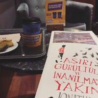 Photo taken at Caffé Nero by Yeşim K. on 11/5/2017