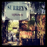 Photo taken at Surrey's Uptown by Joel on 4/13/2013