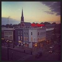 Photo taken at Hilton Lexington/Downtown by Joel on 9/9/2015