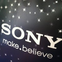 Photo taken at Sony Store by Josemannuel on 11/25/2012