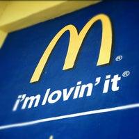Photo taken at McDonald's / McCafé by Avex C. on 10/6/2012