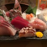Photo taken at 魚屋の居酒屋 日本橋魚錠 by Minoru K. on 3/26/2014