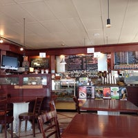 Photo taken at Espresso Roma Cafe by Martin E. on 6/27/2013
