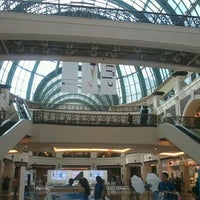 Photo taken at Mall of the Emirates Mosque مسجد مول الإمارات by Lupiri on 10/11/2012