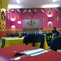 Photo taken at A Todo Taco by Julio M. on 5/1/2014