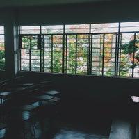 Photo taken at Dolan Bldg, Ateneo de Naga University by Jp M. on 6/11/2015