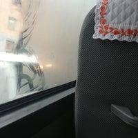 Photo taken at Экскурсионный Автобус by Arina on 1/30/2013
