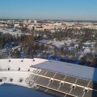 Photo taken at Stadionin torni by Вероника И. on 3/8/2013