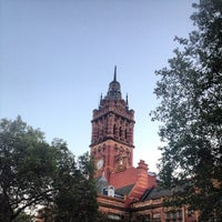 Photo taken at Newham Town Hall by Dave on 10/9/2012