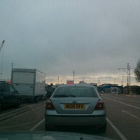 Photo taken at Brittany Ferries Terminal by Tom on 4/5/2013