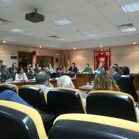 Photo taken at Ayuntamiento de Benalmádena by Maria P. on 1/25/2013