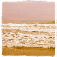 Photo taken at Baler Beach by Carlos M. on 4/13/2013