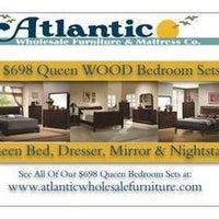 ... Photo Taken At Atlantic Furniture Mattress U0026amp;amp; Flooring Co. By Atlantic  Furniture ...