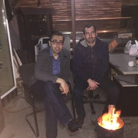Photo taken at Kokoreççi Faruk Abinin Yeri by Ozan B. on 3/25/2017