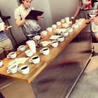 Снимок сделан в Double B Coffee & Tea пользователем Natali S. 6/20/2013