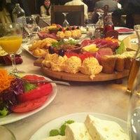 Photo taken at Ресторан Дојрана by Gorjan T. on 3/4/2013