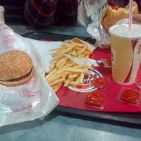 Photo taken at Burger King by Windy N. on 9/30/2015