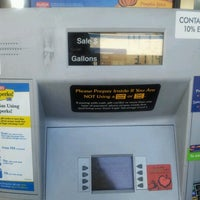 Photo taken at GetGo Gas Station by Frederick P. on 10/9/2012