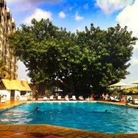 Photo taken at Sheraton Lagos Hotel by Marco K. on 11/6/2012