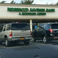 Photo taken at Ridgewood Savings Bank by Handel W. on 4/2/2016
