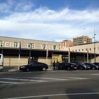 Foto tomada en Feria de Valladolid por Jana V. el 11/21/2012