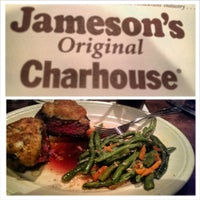 Photo taken at Jameson's Charhouse by Daniel R. on 7/9/2013