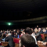 Photo taken at Auditorium Antonianum by Federico M. on 11/23/2012